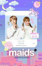 Maids | p.jm + j.jk by ziczaq