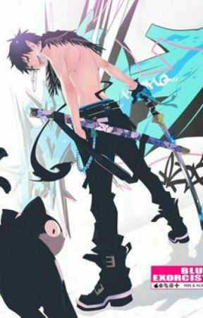 The Prince Of The Blue Flame - Blue Exorcist - Rin X Reader FanFic by blue-doll