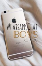 Whatsapp, chat boys by xofebe