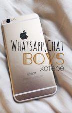 Whatsapp, chat boys by xofebe