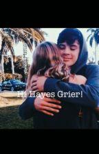 Hi Hayes Grier! by giorgiamassalongo