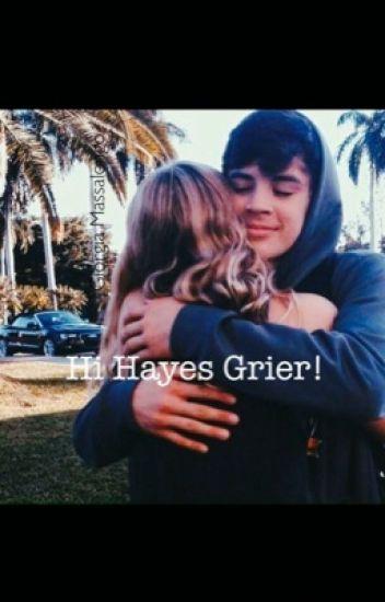 Hi Hayes Grier!