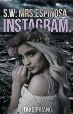 Instagram: Srta.Espinosa -S.W //TERMINADA// by Kingtanza