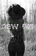 New girl by ikaaa2205