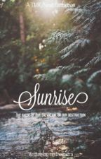 Sunrise (A TMR | Newt Fanfiction) [1] by hxfflepuff1