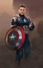 Glitchy Love|Steve Rodgers x Reader|Avengers by Midgesaurus