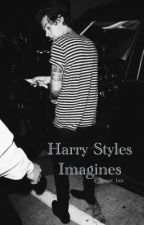 Harry Styles Imagines by flower_hes