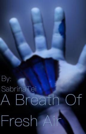 A Breath Of Fresh Air -SciFriday Short- by SabrinaTei