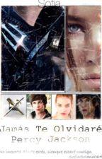Percy Jackson y tu ¶Jamás Te Olvidaré¶  by SofiaSolano064
