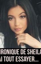 Chronique de Sheila : J'ai tout essayer.. by XanonymeX