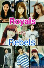 Royals vs Rebels by Corinne848