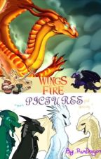 Wings of fire pictures by Prism_Dragon