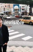 invisible + cake by -pizzaboi