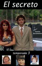 EL SECRETO (tercera temporada) VONDY by nitu20