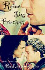 Kingdom of the Princes L.s [One Shot] by Larryhpurpurina