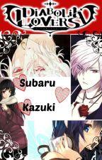 diabolik lovers: kazuki y subaru by MikaaLover