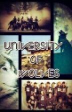 UNIVERSIDAD DE LOBOS (EXO) by AshysooChokosoo