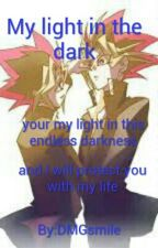 My light in the dark (yami x yugi) by dmgSMILE_da_real