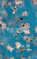 the weight || s.m ☾ by brxdee