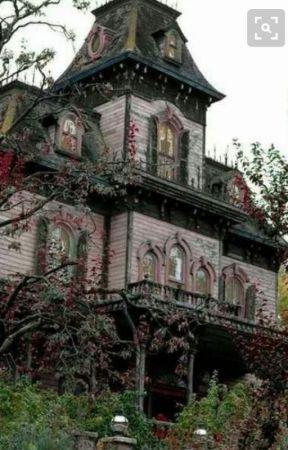 Creepypasta Mansion by joseana_love