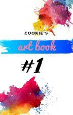 Art Book #1 by SpookieQueenx