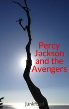 Percy Jackson and the Avengers by junkfood