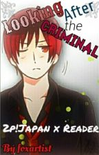 Looking After the Criminal {2p!Japan x Reader} by foxartist