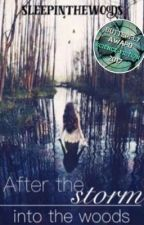 After the storm - into the woods   by sleepinthewoods