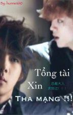 [Trans|Longfic][HanHun] Tổng tài, xin tha mạng !!! by hunnie1610