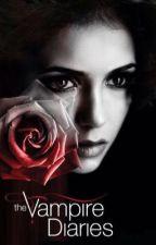 The Vampire Diaries  by aliana177xo