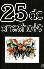 25 DC Oneshots by thisnerdylife