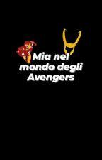 Mia nel mondo degli Avengers by _dxbo_