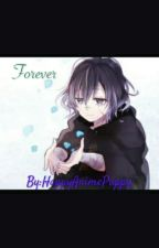 Forever (Azusa x Reader) by paperhearts_angel