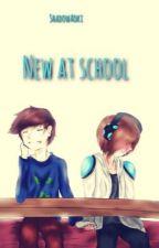 New at school by ShadowAoki