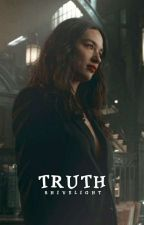 TRUTH ▹ JACOB BLACK by shivelight