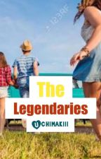 The Legendaries by Uchimakiii