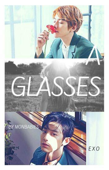 A Glasses [baekhyun]
