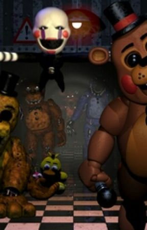 Worst FNAF Fanfic Ever - Chapter 8 Withered Freddy Dreaming of the