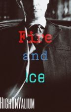 Fire and Ice. [ A Mycroft x Reader ] by HighOnValium