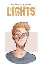 Lights || Luke Hemmings by michael_is_a_giraffe