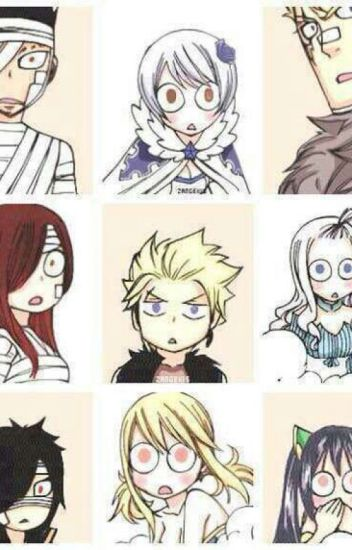 Fairy Tail Reacts to Ships