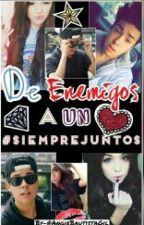•De Enemigos A Un SiempreJuntos• (Mario Bautista) by AngieBautistaGil