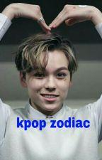 Kpop Zodiac by l00-05-18l