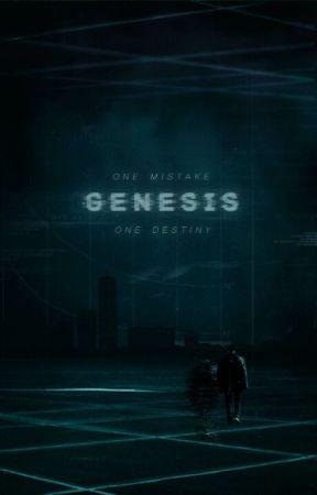 Genesis (Man vs Machine #1) by heliodor