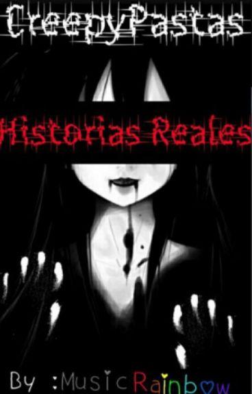 Creepypastas, Historias Reales