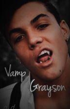 Vamp Grayson by dolancrazyy