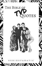 The Bible Of TVD Quotes (The Vampire Diaries Quotes) by SerixsFanatic