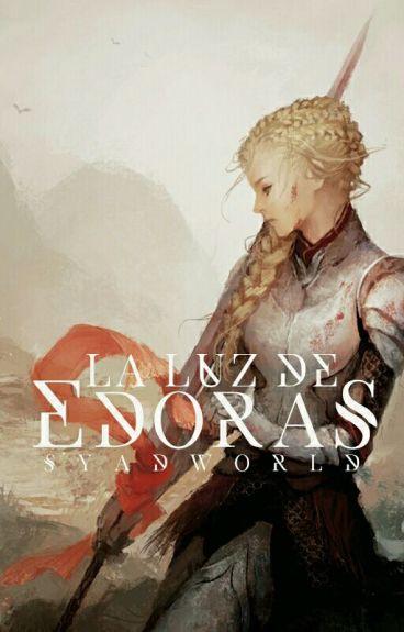 La Luz de Edoras (Legolas x OC, Eowyn, Eomer) #WATTYS2016