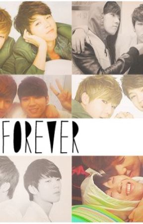 Forever (WoohyunxSunggyu) by BDee61298