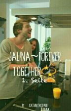 Jalina~Forever Together: 1. Seite by SezzDeni
